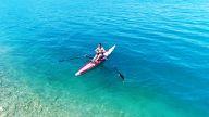RowMotion® Rowing Skid F auf AIRSKIFF 17' (517)