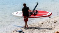 RowMotion® Rowing Skid F auf SUP 14' (426)