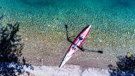 RowVista® Rowing Skid F auf Airskiff 17'(517)