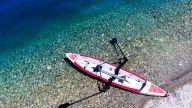 RowVista® Rowing Skid Y auf AIRKAYAK 16' (485)