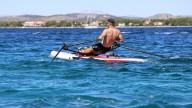 RowVista® Rowing Skid F auf SUP 14'