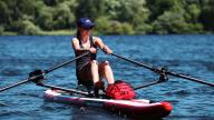RowVista® Rowing Skid F auf MOJO 18'