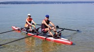 RowMotion® Rowing Skids F auf MOJO 18'