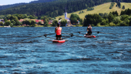 RowVista® Rowing Skid F auf MOJO 18' & DUDE 18'