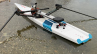 RowVista® Rowing Skid F auf eigenem Hardboard-SUP