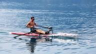 RowVista® Rowing Skid F auf AIRSKIFF 17'