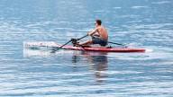 RowVista® Rowing Skid F auf AIRSKIFF 17' (517)