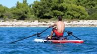 RowVista® Rowing Skid F auf SUP 14' (426)