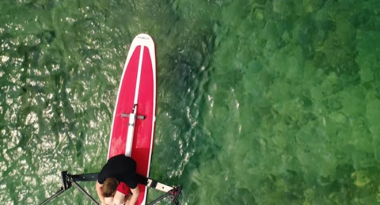 "ROWonAIR® | Row With ""RowVista®"" - Row On ""SUP 14' (426)"""